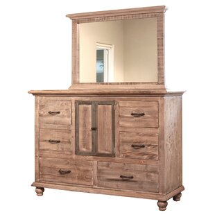 Artisan Home Furniture 2 Door 6 Drawer Dresser Image
