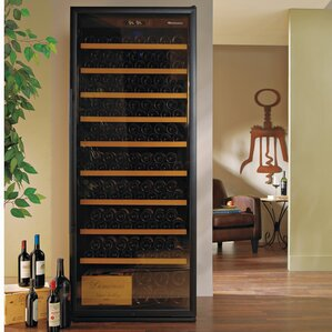 300 Bottle Giant Single Zone Freestanding Wine Cellar by Wine Enthusiast