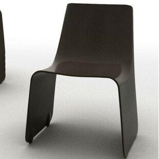 Orange22Modern Carbon Slip Side Chair