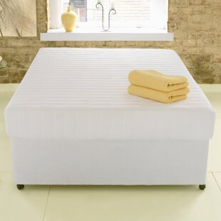 Reflex Foam Divan Bed By Symple Stuff