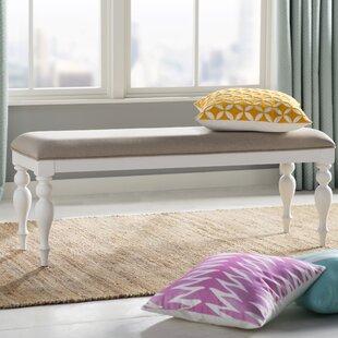 Fincham Upholstered Bench