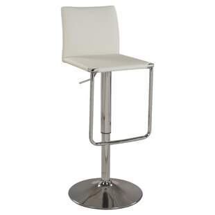 Adjustable Height Bar Stool by Chintaly I..