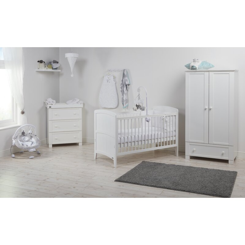 Harriet Bee Emma Cot Bed 3 Piece