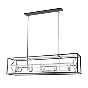 Brayden Studio Pederson 10-Light Kitchen Island Pendant