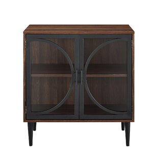 Violetta 2 Door Accent Cabinet by Gracie Oaks