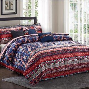 Taraval Reversible Comforter Set
