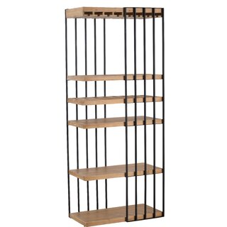 Vreeland Vintage Glamour, Shelf - Black by Latitude Run SKU:EB898677 Description
