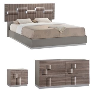 Rutherford Platform Configurable Bedroom Set by Brayden Studio Cool