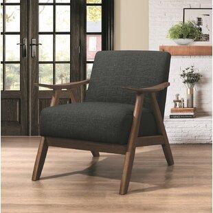 Grey Accent Chair | Wayfair