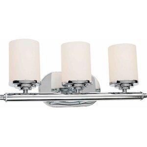 Ruhland 3-Light Vanity Light
