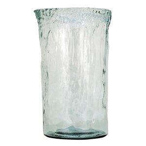 Huchison Glass Tall Table Vase