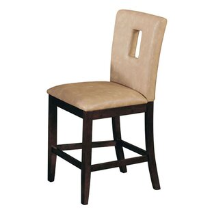 Red Barrel Studio Needham Cut-out Backrest Dining Chair (Set of 2)