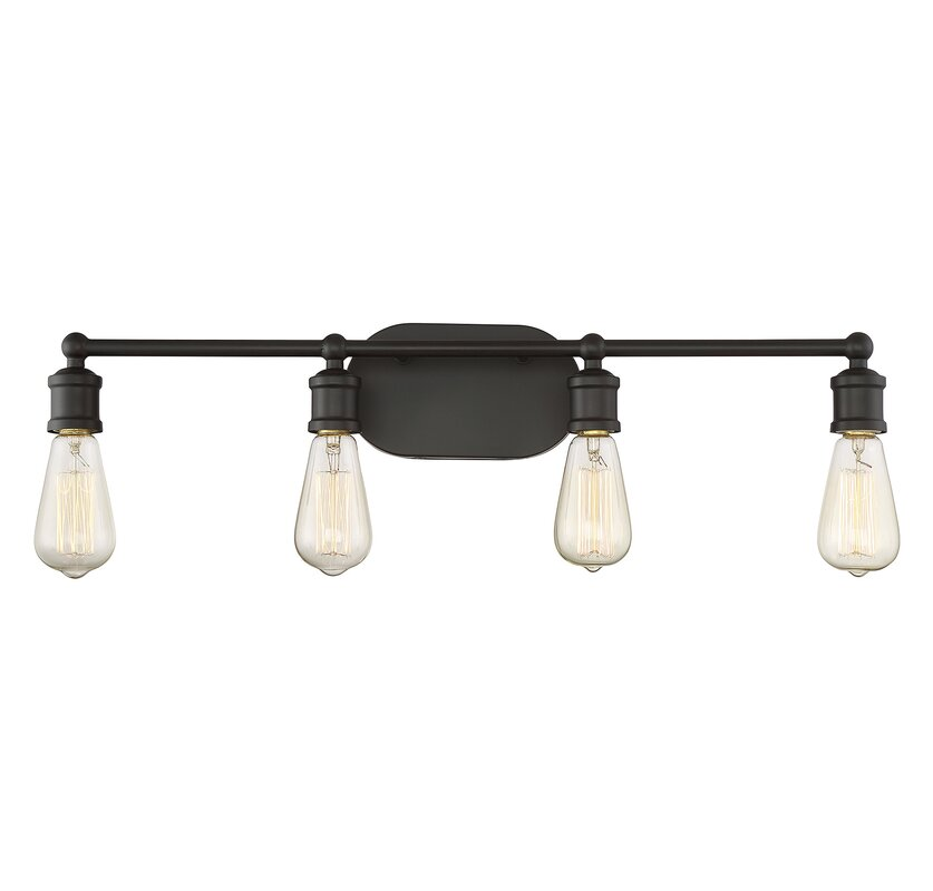 Trent austin design loredo 4 light vanity light reviews wayfair loredo 4 light vanity light mozeypictures Images
