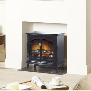 Stockbridge Optiflame Electric Inset Fire By Dimplex