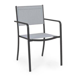 Killingsworth Stacking Garden Chair By Brayden Studio