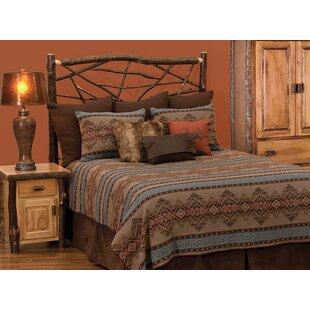 Loon Peak Raymond Bedspread