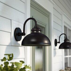 Ellwood 1-Light Outdoor Barn Light