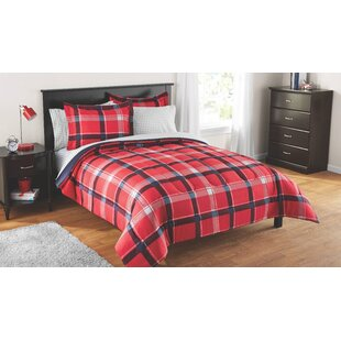 Kids Plaid Bed In A Bag Youll Love Wayfair