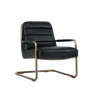 Irongate Lincoln Lounge Chair by Sunpan Modern