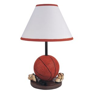 Shop For Youth Basketball 15.75 Table Lamp By Milton Green Star