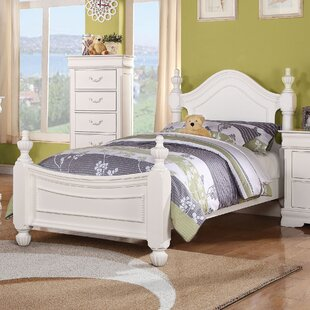 Saffold Panel Bed by Harriet Bee