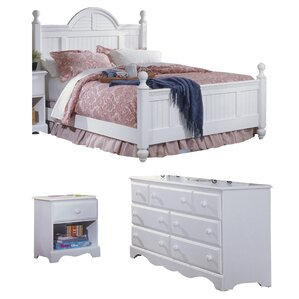 Superb Kai Cottage Panel Configurable Bedroom Set