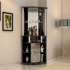Rutland Bar With Wine Storage