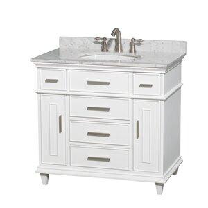 Berkeley 36 Single Bathroom Vanity Set