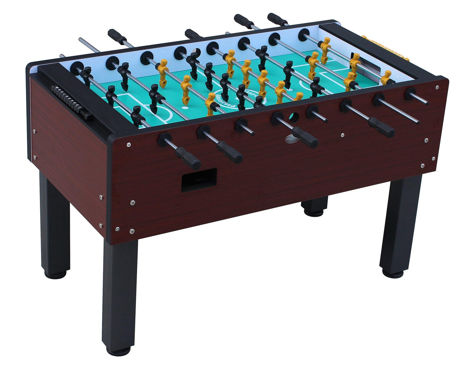 Playcraft Tournament Foosball Table Wayfair - Tournament soccer foosball table