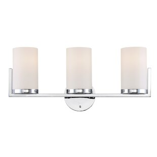 Latitude Run Jana 3-Light Vanity Light
