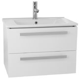 Libertyville 25 Wall-Mounted Single Bathroom Vanity Set by Ivy Bronx