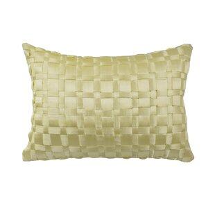 Floral Engagement Lumbar Pillow