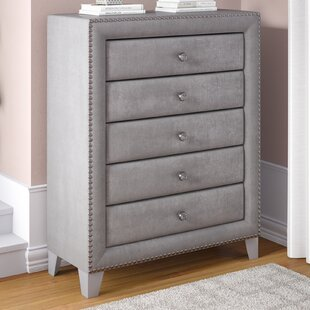 Spence 5 Drawer Chest