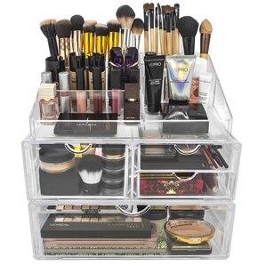 Good 4 Drawer Cosmetic Organizer