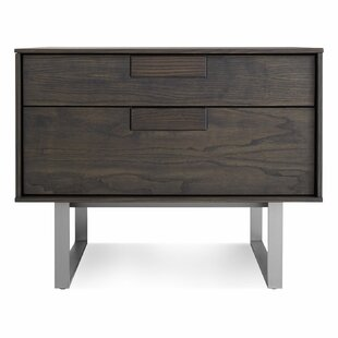 Series 11 2 Drawer Nightstand