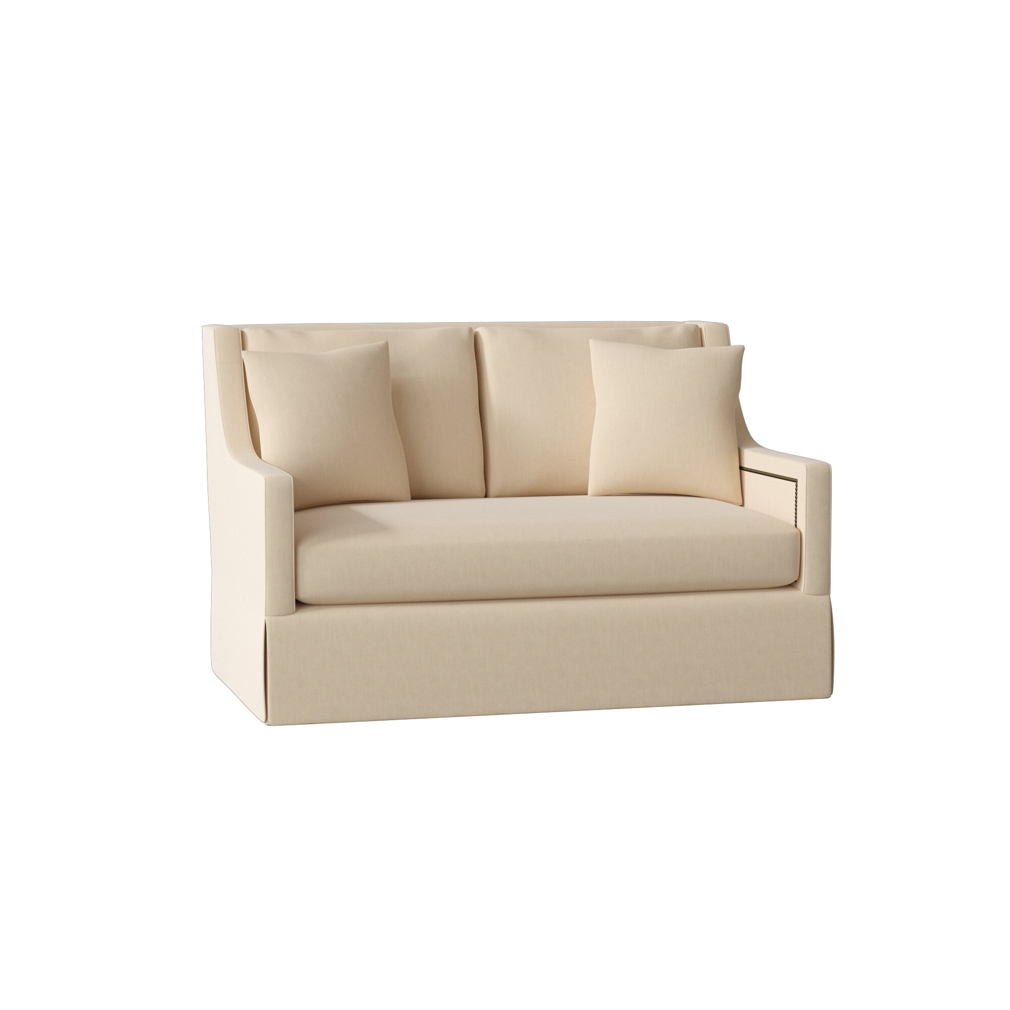 Stupendous Gabby Helena High Back Loveseat Wayfair Pabps2019 Chair Design Images Pabps2019Com