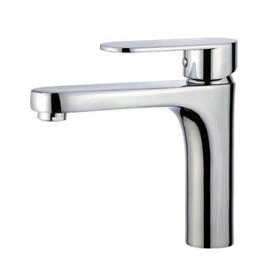 Bellaterra Home Donostia Single Hole Bathroom Faucet with Drain Assembly