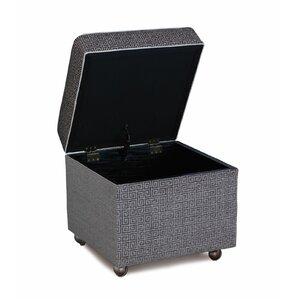 Amal Storage Box Ottoman by Eastern Accents