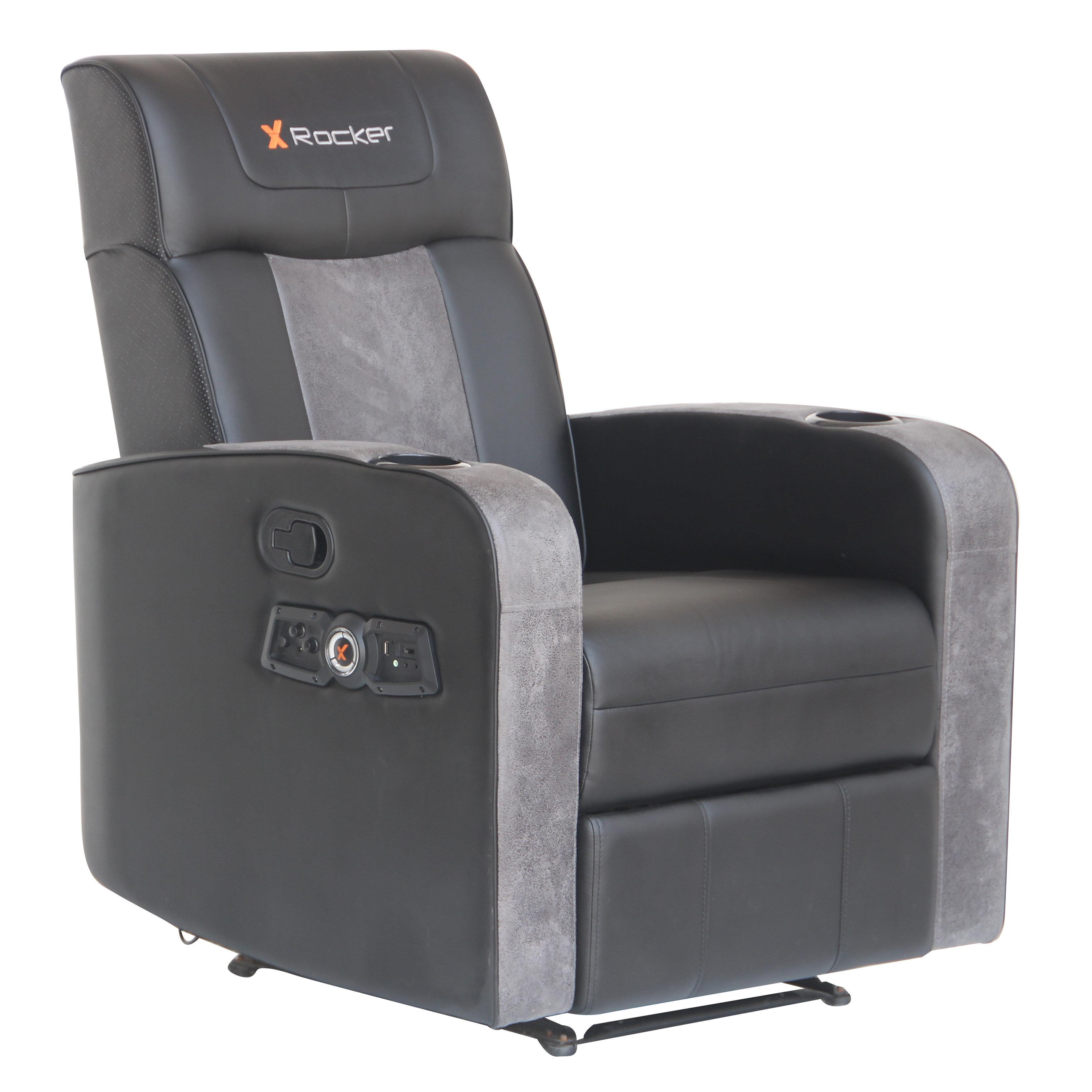 Strange Premier Recliner Dual Audio Pc Racing Game Chair Ibusinesslaw Wood Chair Design Ideas Ibusinesslaworg