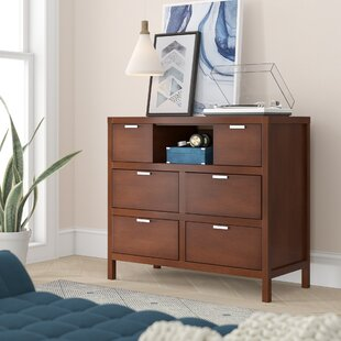 Emmitt 6 Drawer Chest