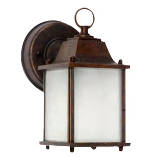 Price comparison Eaton Outdoor Wall Lantern By Charlton Home