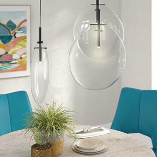 Haleigh Tri-Spreader 3-Light Cluster Pendant by Brayden Studio
