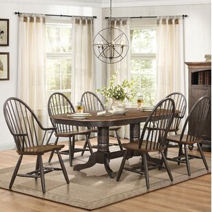 Estefania 7 Piece Extendable Dining Set Gracie Oaks