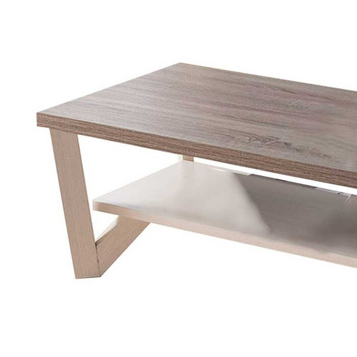 Poyen Stylish Center Display Coffee Table With Storage