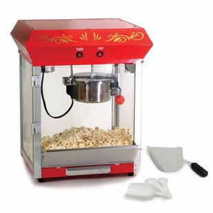 4 Oz. Tabletop Popcorn Popper
