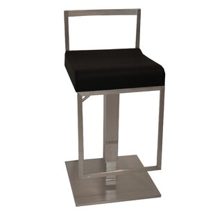 Affordable Adjustable Height Bar Stool by Pangea Home Reviews (2019) & Buyer's Guide