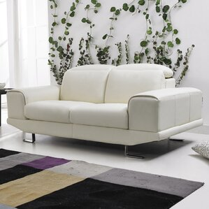 Leather Sofa by David Divani Designs