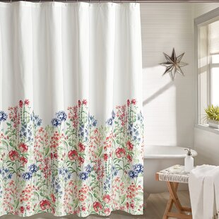 Devonte Cotton Single Shower Curtain