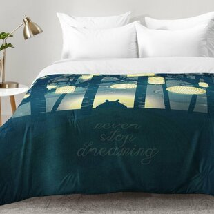 East Urban Home Totoros Dream Forest Comforter Set