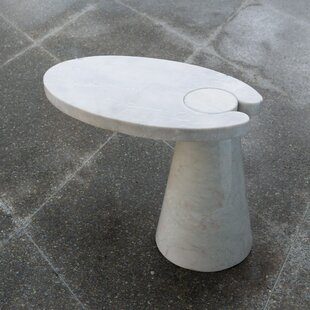 Look for Cone Cantilever End Table By Global Views